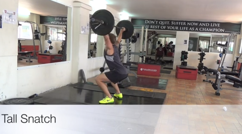 Olympic/Power Based -Lifts